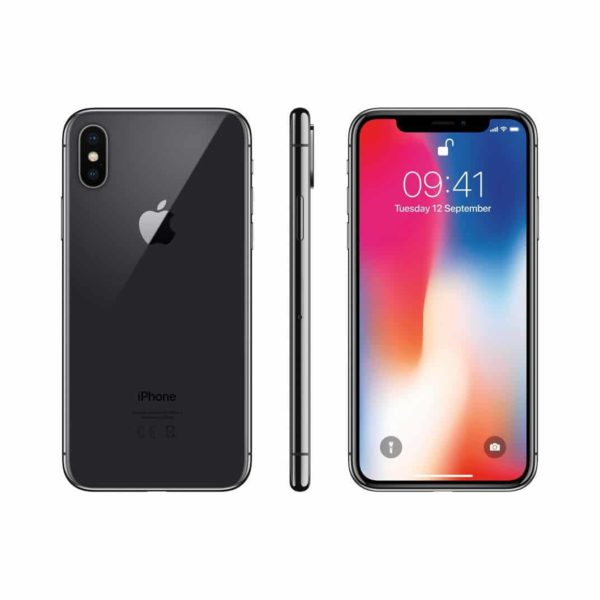 iPhone X - Space Grey