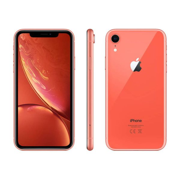 iPhone XR - Coral