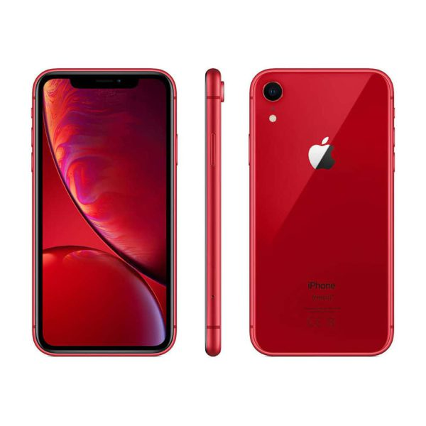 iPhone XR - Red