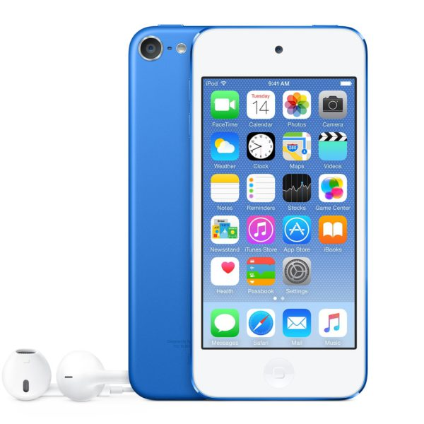 iPod touch - Blue