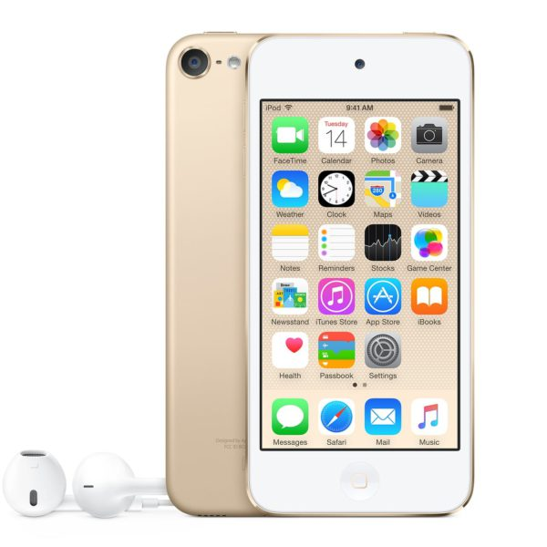 iPod touch - Gold