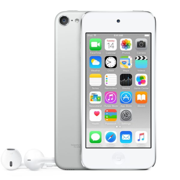 iPod touch - Silver
