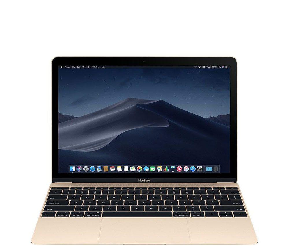 MacBook 12inch gold