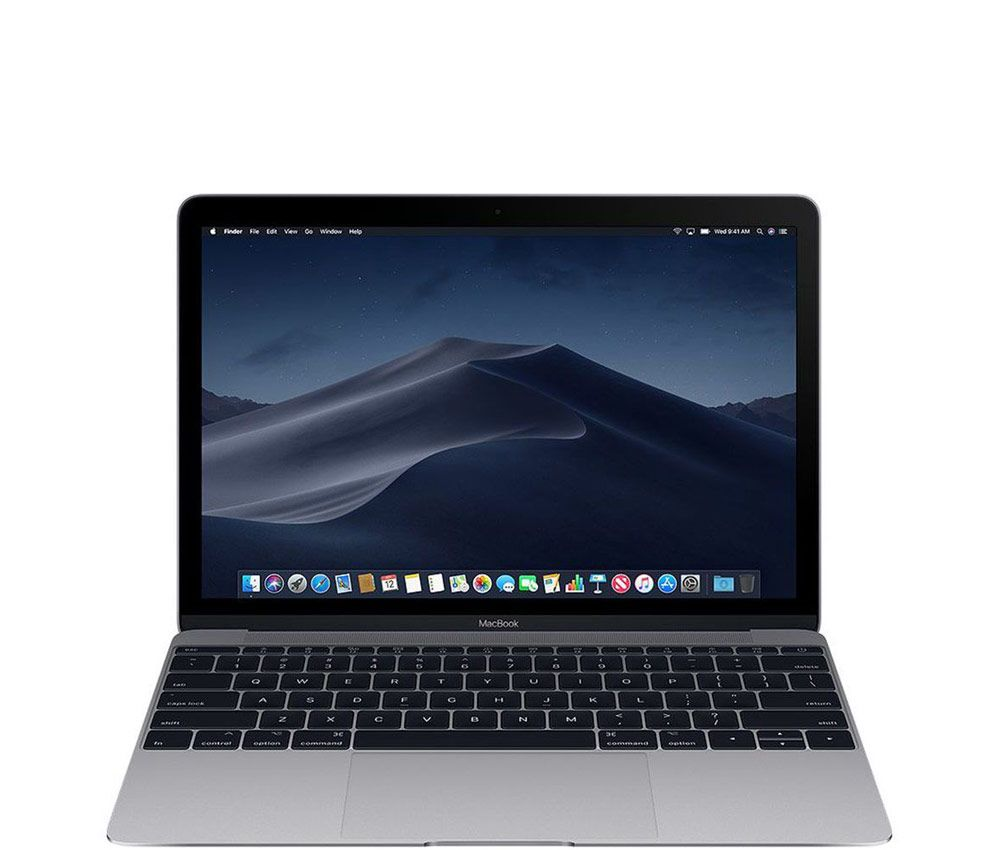 MacBook 12inch space gray