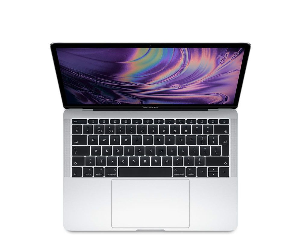 MacBook Pro 13inch silver