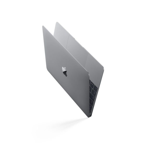 "Apple MacBook 12"" - Space Grey"