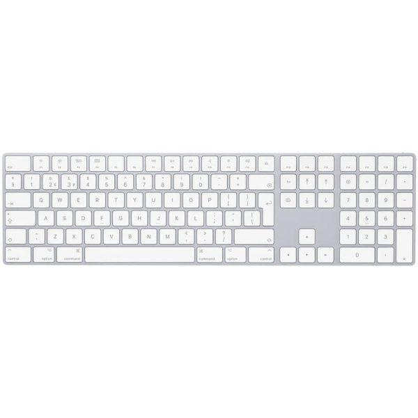 Magic Keyboard with Numeric Keypad - Silver