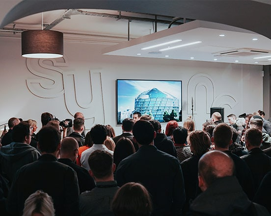 sync hire event