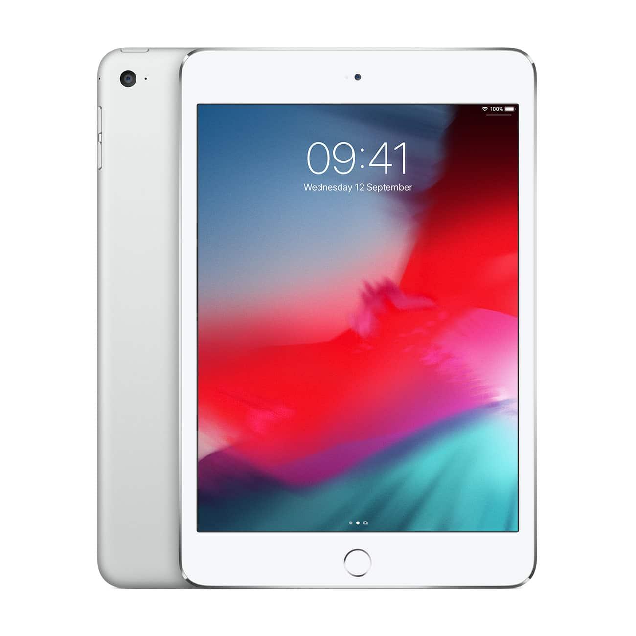 iPad mini 4 - Silver