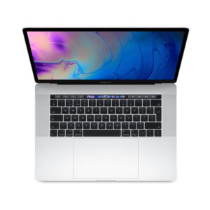 """Apple MacBook Pro 15"""" - Touch Bar and Touch ID - Silver"""