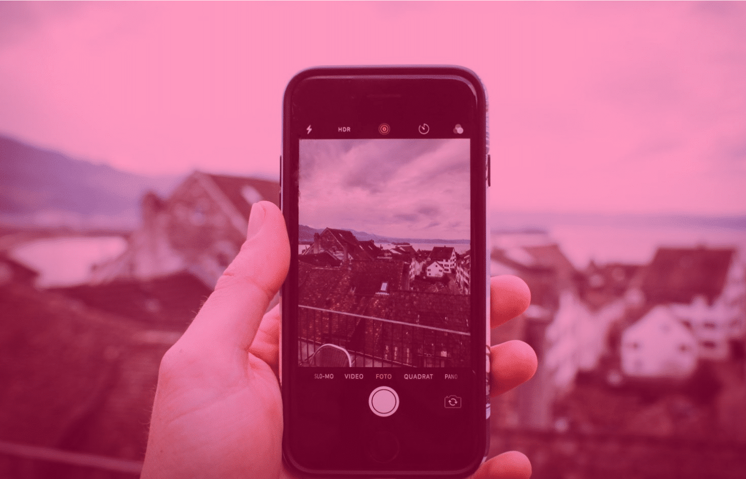 Photo editing apps for a quick fix