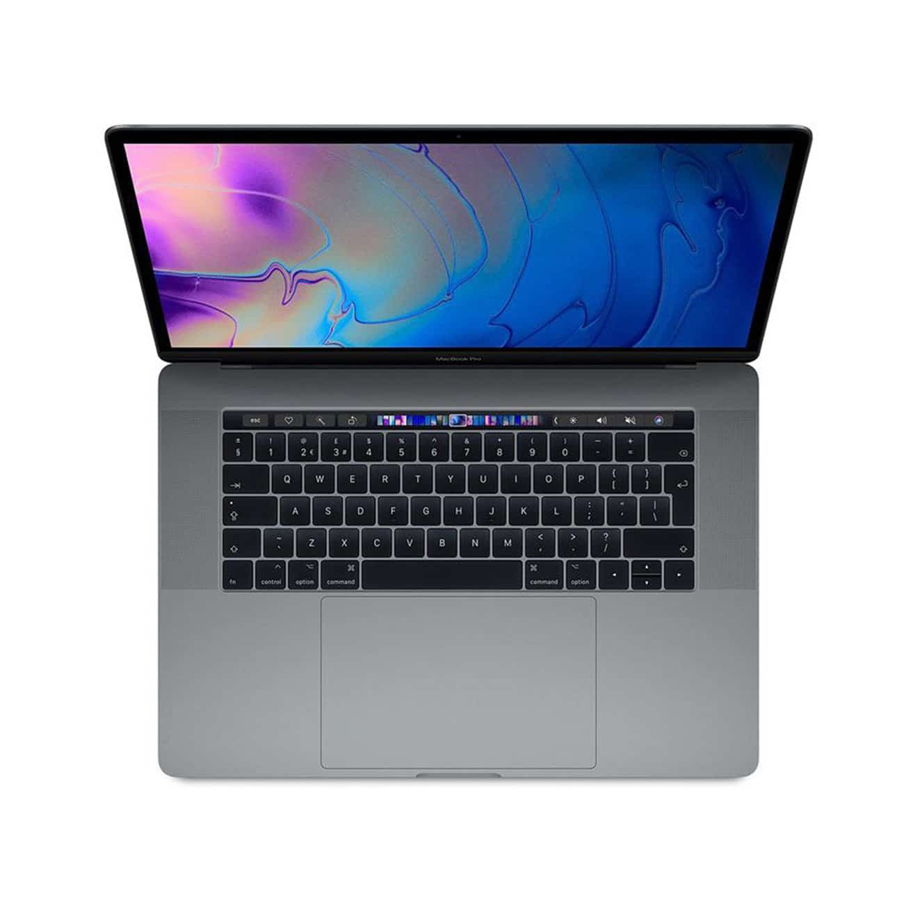 "Apple MacBook Pro 15"" - Touch Bar and Touch ID - Space Grey 2"