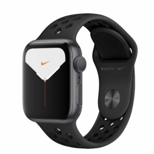 Apple Watch Nike Series 5 Space Grey Aluminium Case with Anthracite/Black Nike Sport Band