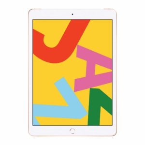 iPad 7th Gen - gold