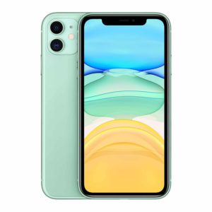 iPhone 11 - green