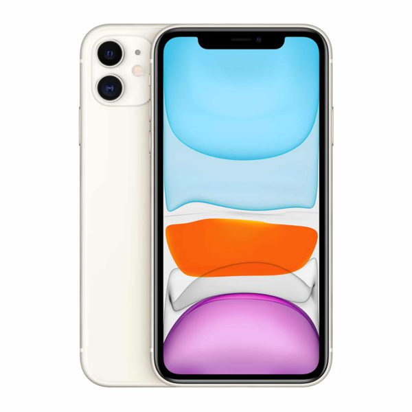 iPhone 11 - white