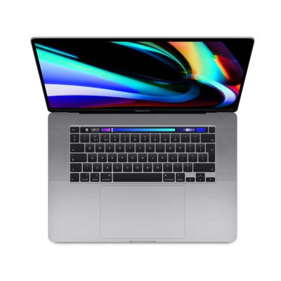 """Apple MacBook Pro 16"""" - Touch Bar and Touch ID - Space Grey"""