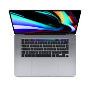 "Apple MacBook Pro 16"" - Touch Bar and Touch ID - Space Grey"