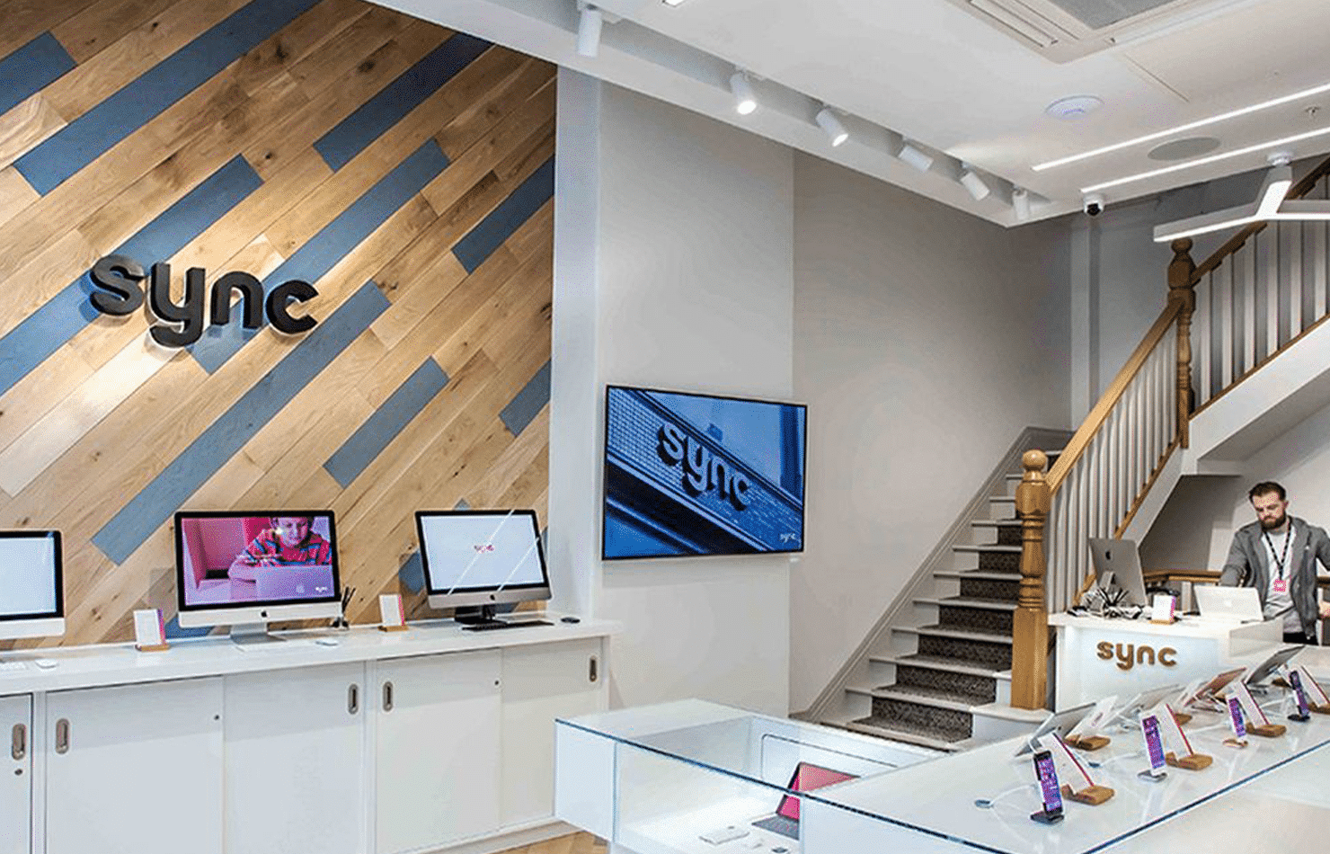 Sync Store Apple
