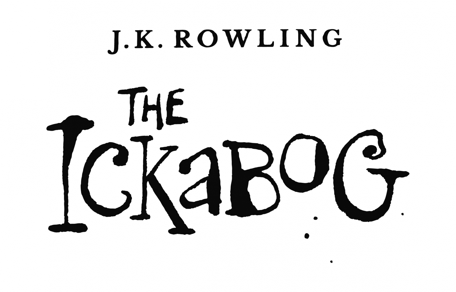 J.K. Rowling sharing new story 'The Ickabog' online for free