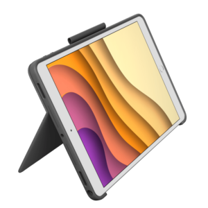 """Logitech Combo Touch for iPad 10.2"""" (7th + 8th Gen)"""
