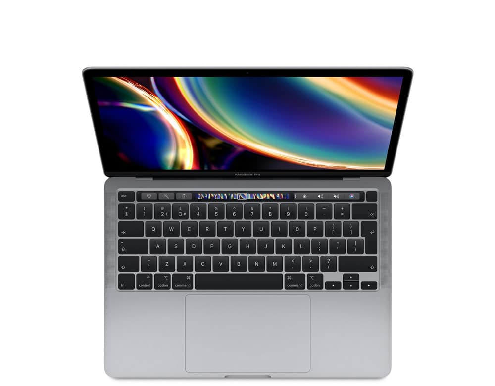 MacBook Pro touch 13inch Space Grey