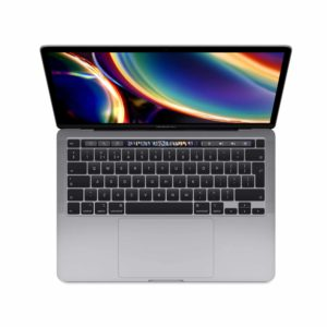 Apple MacBook Pro 13″ – Touch Bar and Touch ID – Space Grey