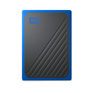 Western Digital My Passport Go SSD Portable USB 3.0 Drive