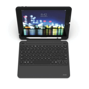 """Zagg Slim Book Go for iPad 10.2"""" (7th + 8th Gen)"""