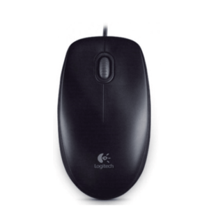 Logitech Mouse B100 Black
