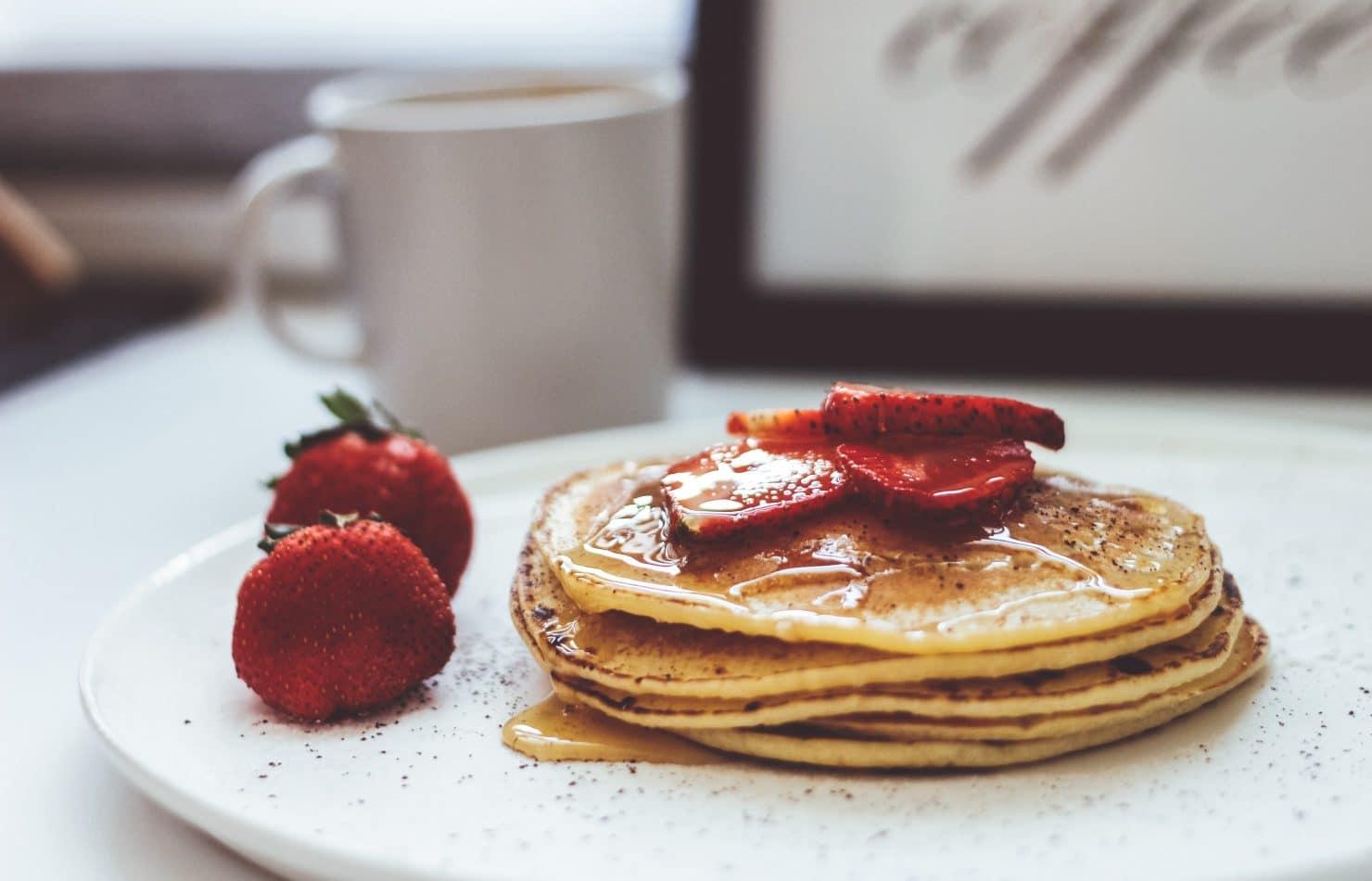 Pancake Day at Sync