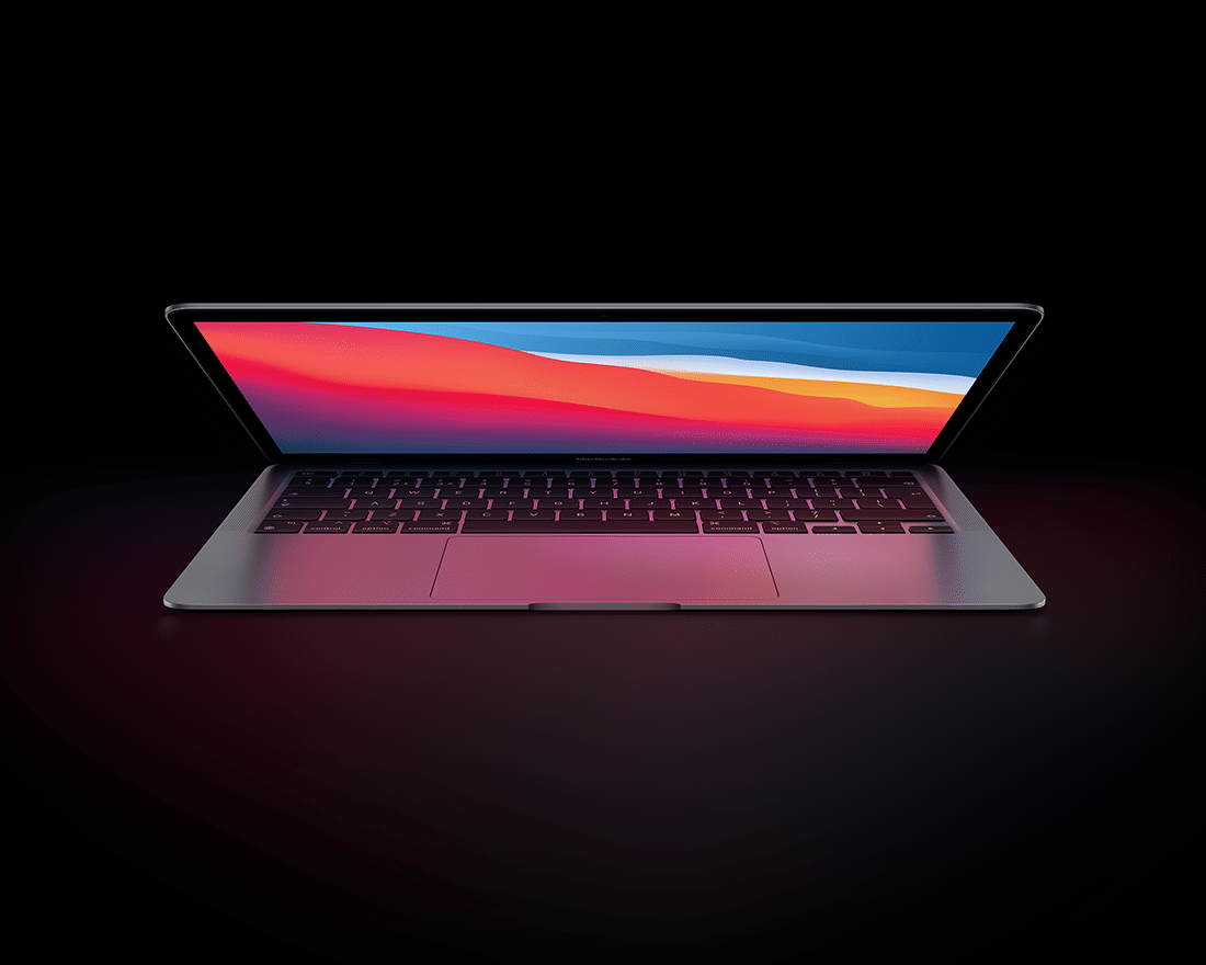 MacBook Air with Apple M1 Chip