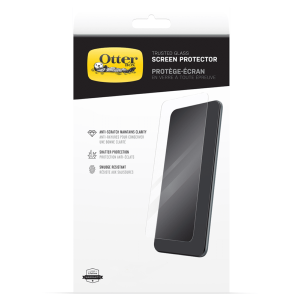 OtterBox Trusted Glass Screen protector for iPhone 12 Pro Max