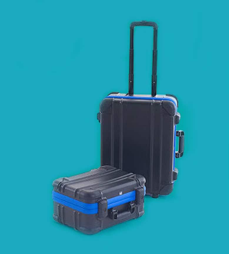 zioxi – Transporter Cases
