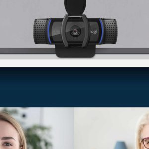Logitech C920s Webcam