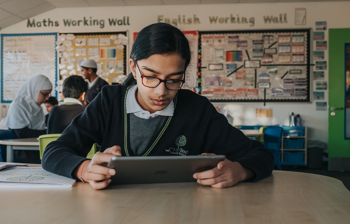 Raising your school online Profile