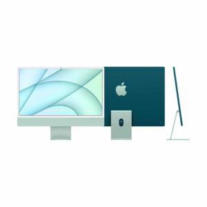 iMac 24-inch - Green