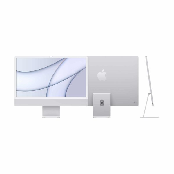 iMac 24-inch - Silver