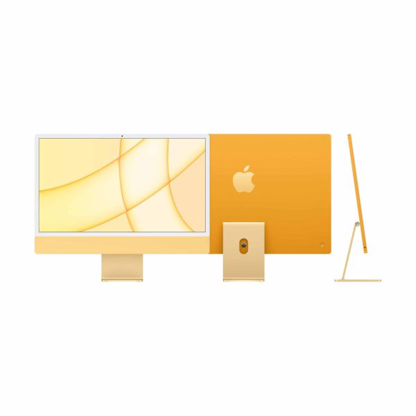 iMac 24-inch - Yellow